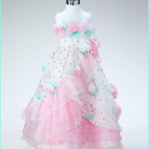 みなみフォトデザイン貸衣装3歳ドレス18