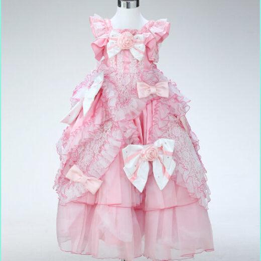 みなみフォトデザイン貸衣装3歳ドレス20