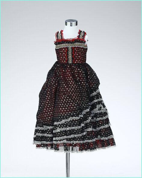 みなみフォトデザイン貸衣装3歳ドレス