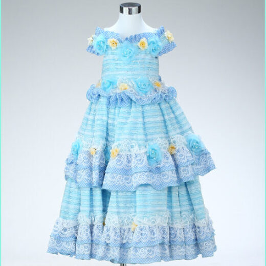 みなみフォトデザイン貸衣装3歳ドレス05
