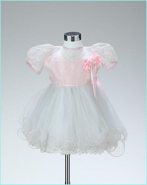 みなみフォトデザイン貸衣装3歳ドレス写真