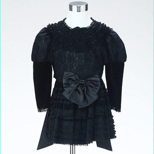 みなみフォトデザイン貸衣装3歳ドレス14