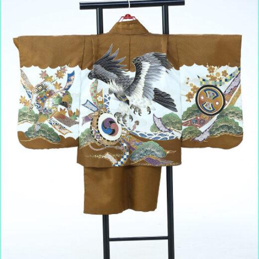 みなみフォトデザイン貸衣装3歳羽織はかま22