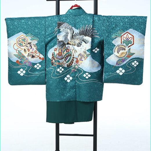 みなみフォトデザイン貸衣装5歳羽織はかま04