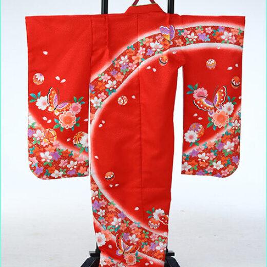 みなみフォトデザイン貸衣装3歳女子着物14