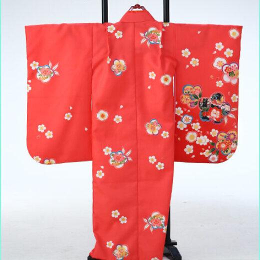みなみフォトデザイン貸衣装3歳女子着物16