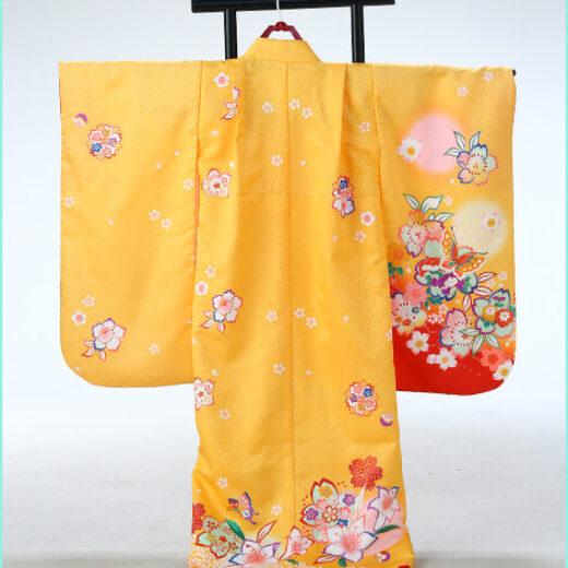 みなみフォトデザイン貸衣装7歳女子着物05