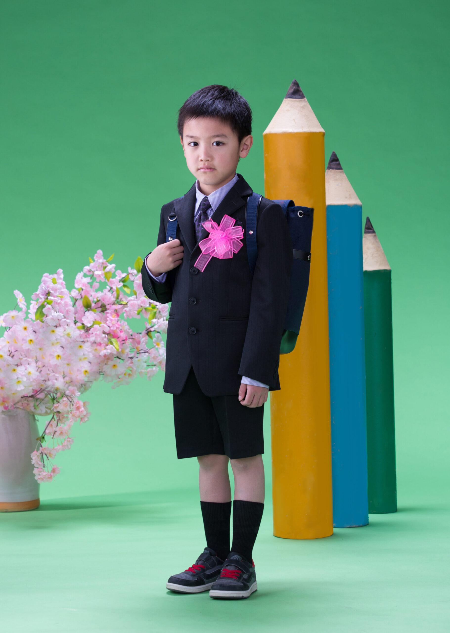 みなみフォトデザイン入学・入園写真