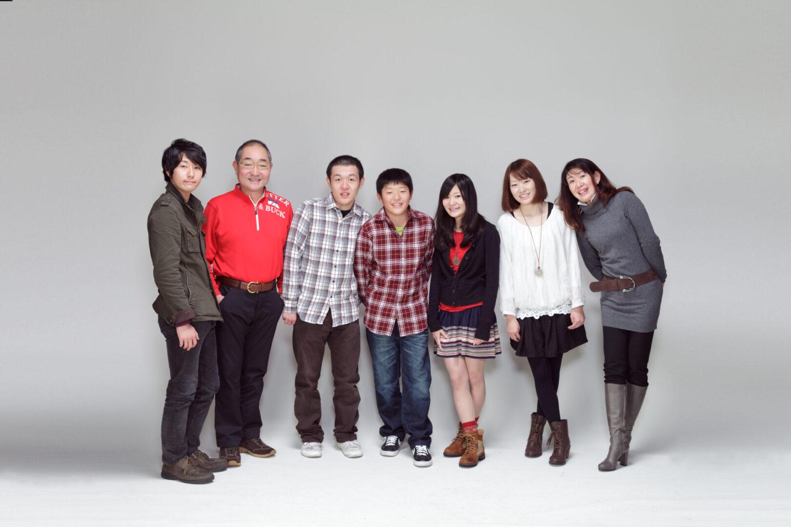 みなみフォトデザイン家族05