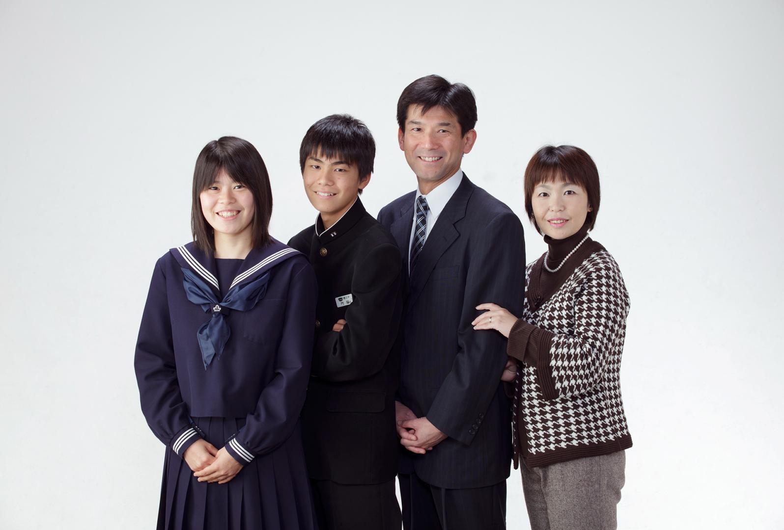 みなみフォトデザイン家族07