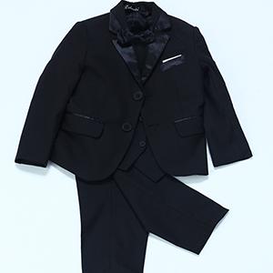 貸衣装:5歳以上男子スーツ